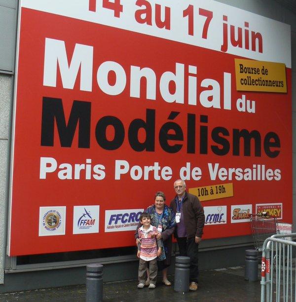 ''LE MONDIAL DE LA MAQUETTE 2012''