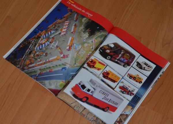 REPORTAGE DE ''CAROS DANS  ''MINAUTO ' Mag''  N°27 DE JUILLET 2012......DIFFUSION DANS LE MONDE ENTIER.