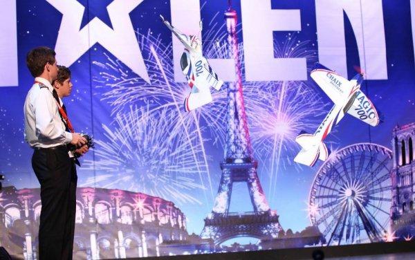 NE MANQUEZ PAS DE REGARDER, NOS AMIS LES FRERES CHAIX DANS L'EMISSION DE M6 ''INCROYABLE TALENT'' le 19 Décembre 2012 à 20h30