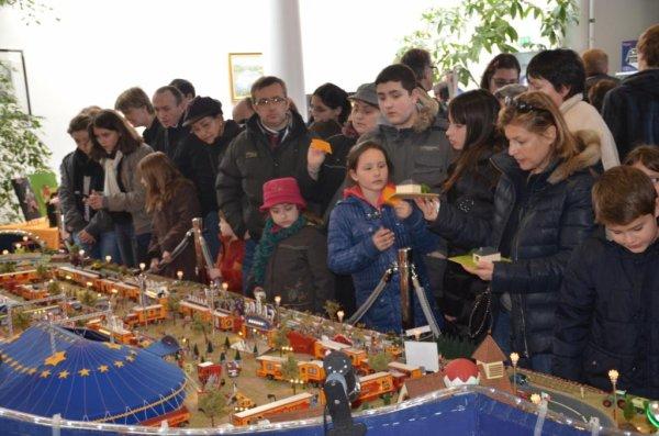 SALON DE VILLERS SUR MER (14) 4500 VISITEURS ONT REPONDU PRESENT .....