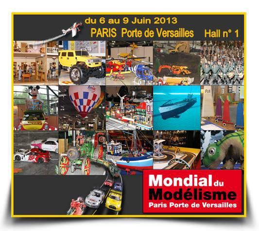 LE MONDIAL DE PARIS Porte de Versailles du 6 au 9 JUIN 2013 AVEC NOTRE CIRQUE ''CAROS02''.....