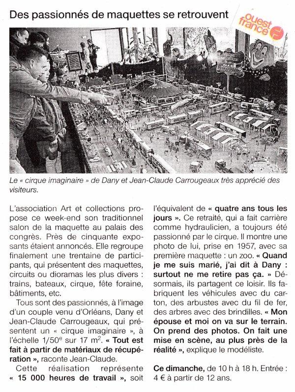 SALON DE PONTIVY 2013 AU PALAIS DES CONGRES....