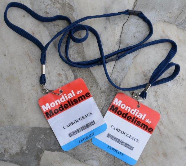 LE MONDIAL DU MODÉLISME  - PARIS -  du 6 au 9 JUIN 2013.  (Porte de Versailles)