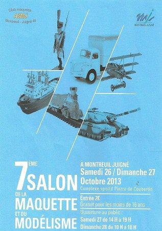 SALON DE MONTEUIL-JUIGNE (49)