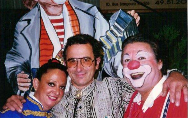 LA VIE DE NOS AMIS ''LES MUSICOLOS''.......DANS LA GRANDE FAMILLE DU CIRQUE.