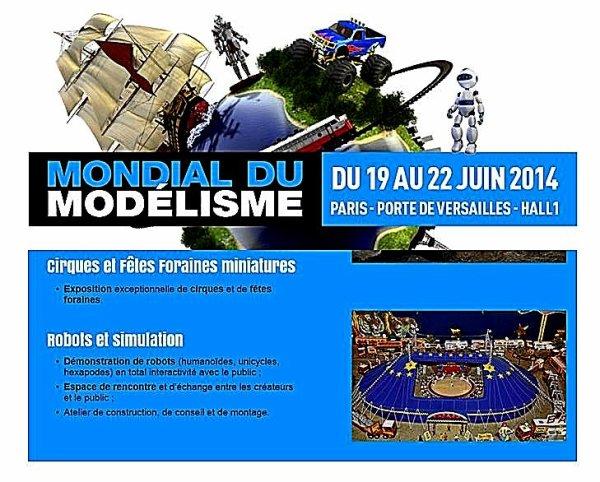 LE MONDIAL DE PARIS ARRIVE BIENTOT, VOICI NOS N° DE STAND: F32 - F34.