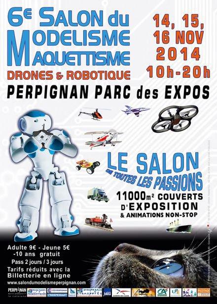 LE SALON DE PERPIGNAN A BATTU TOUS LES RECCORDS: PLUS DE 22000 ENTREES.......UN FRANC SUCCES, PLUS DE 400 EXPOSANTS SUR 11000 M2 COUVERTS