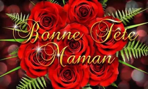 BONNE FETE A TOUTES LES MAMANS......BISOUS.