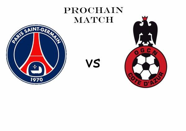 *Prochain match+