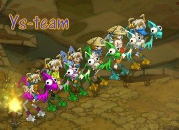 Changement dans la team