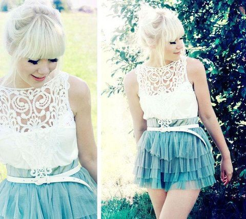 Perfect Blue ♥