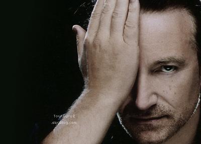 Ce qu'écoute U2 en ce moment...