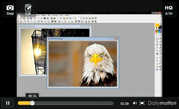 Fondre deux images l'une dans l'autre Niveau : Utilisateur Confirmé - Temps : 5 minutes