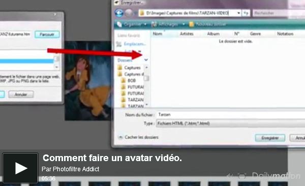 - Faire un avatar vidéo Niveau : Utilisateur Confirmé - Temps : +/- 10 minutes -