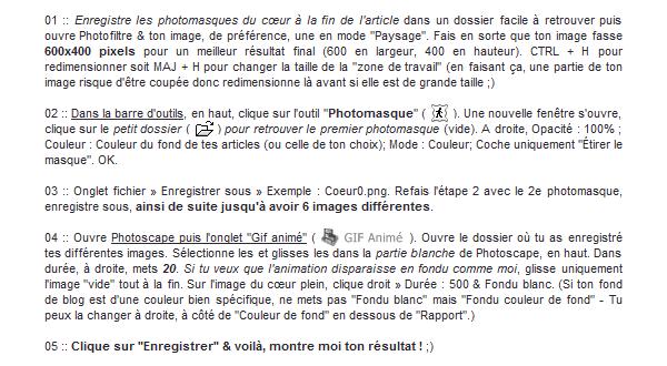 - -Apparition d'une image dans un coeur- Logiciel : Photofiltre & Photoscape | Niveau : Apprenti & + | Temps : +/- 5 minutes -