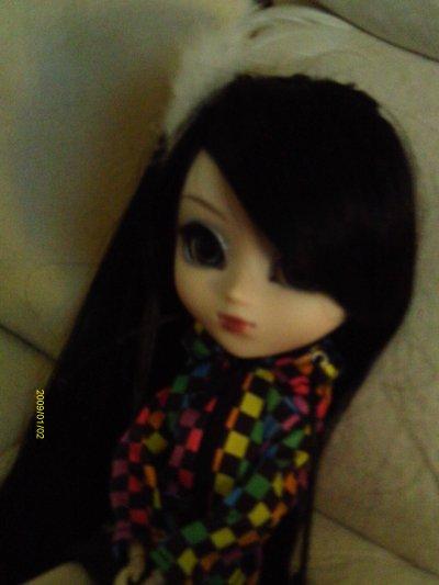 """Miyoko, ma pullip Naomi !"