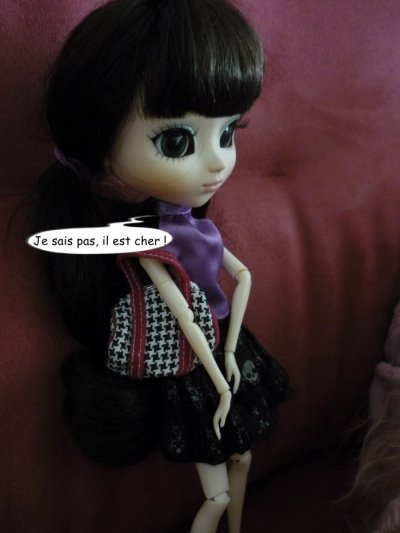 """Rencontre pullipienne avec kawaii-pullip-world"""