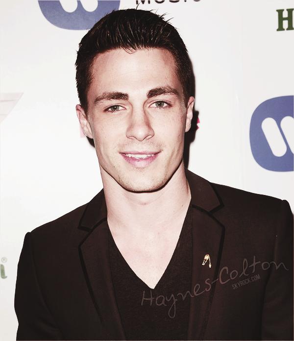 • 10 Fév. Colton a assisté à la Warner Music Group Grammy 2013 Celebration.       Colton était encore une fois très élégant. Il est magnifique !!