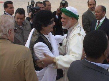Sambi fait fi de l'aspiration des Libyens à plus de liberté