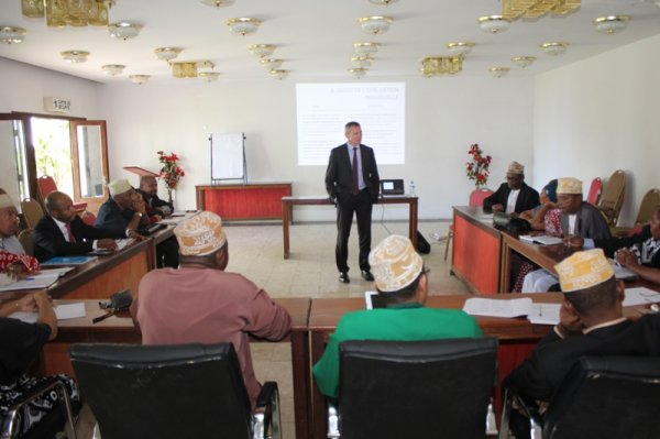 Le Gouvernorat d'Anjouan renforce les capacités des membres de son Cabinet et ceux des Commissariats