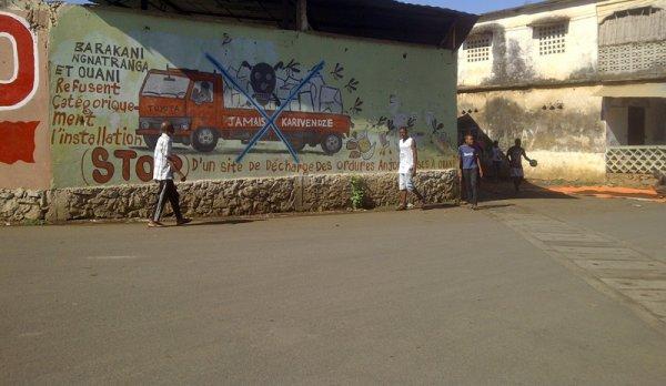 Gestion des ordures à Ndzuani : Coup d'½il sur le projet de l'exécutif insulaire