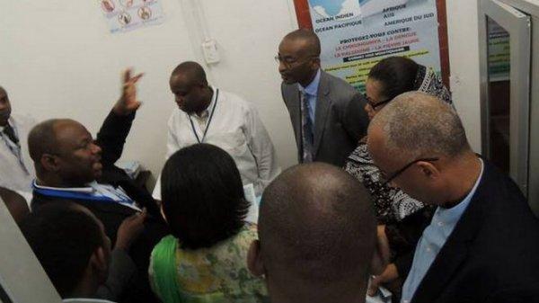 Les Comores se protègent de l'épidémie d'Ebola