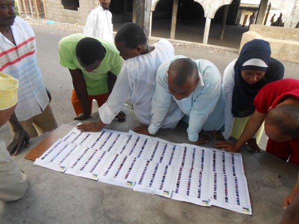 Ndzuani : première rencontre d'échanges entre la Ceni et les médias