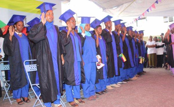 Université des Comores : la 11e promotion de l'Emsp honorée dimanche