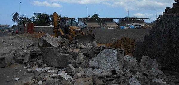 Stade de Moroni : la Fifa inspectera le stade la semaine prochaine