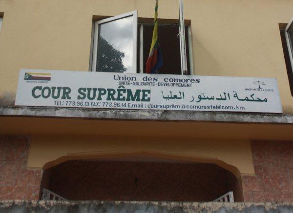 Affaire de tentative de coup d'Etat : La Cour suprême rejette le pourvoi en cassation de la défense