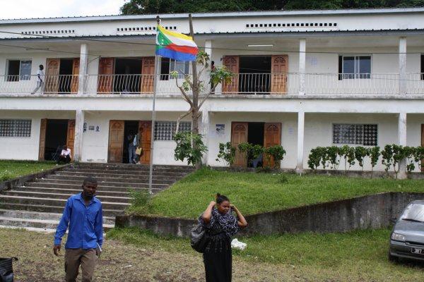 Incendie sur le site universitaire de Mvuni : Cinq ans requis contre l'étudiant pyromane