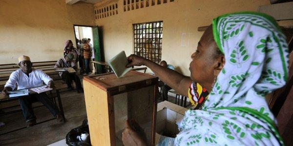 Comores : des législatives plombées par les pénuries d'eau et d'électricité