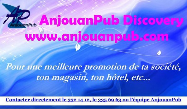 AnjouanPub DISCOVERY