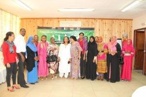 Genre et développement durable : Réflexion de la stratégie 2015-2019
