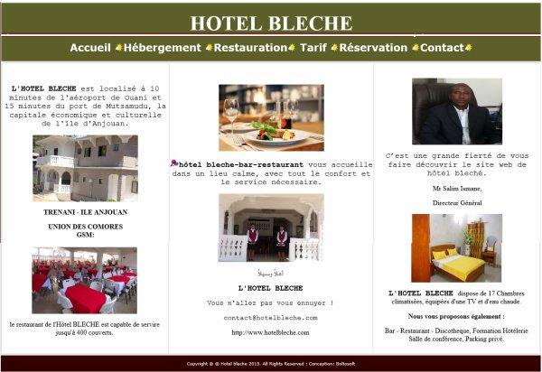 HOTEL LE BLECHE