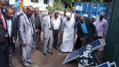 Énergies. Les Comores deviennent membre de L'Agence internationale pour les énergies renouvelables