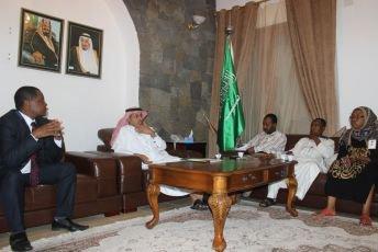 Diplomatie : Alhajiri loue la qualité des relations entre Moroni et Riadh