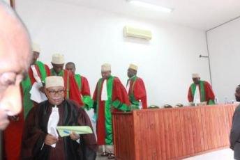 Débat autour de l'intérim des gouverneurs : La Cour constitutionnelle a tranché
