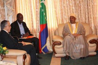 Diplomatie. Rupture des relations diplomatiques entre les Comores et l'Iran