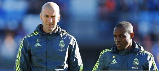 Football-Real Madrid : Un Comorien adjoint de Zinedine Zidane