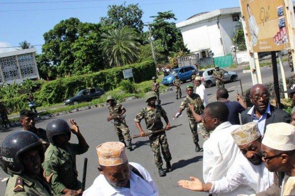 Seule une révolution peut aujourd'hui sauver les Comores »