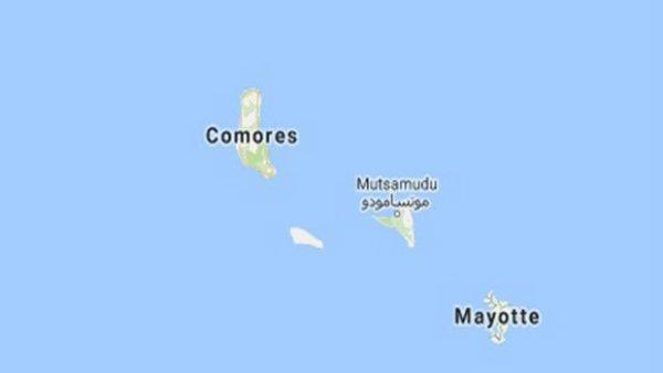 Comores : vol Dzaoudzi - Moroni sans passagers pour Int'Air Iles