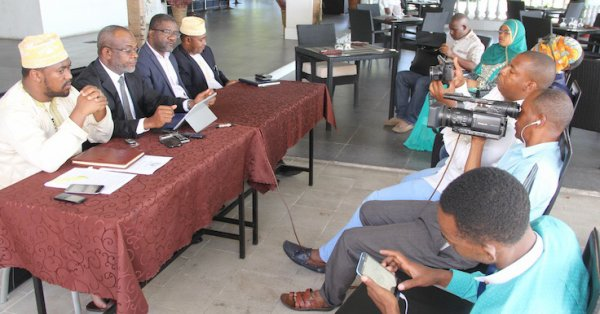 Anissi Chamsidine à propos des Assises nationales