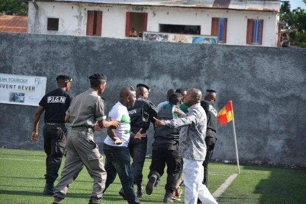 Coup de gueule : Mention nulle pour les organisateurs de la Coupe des Comores