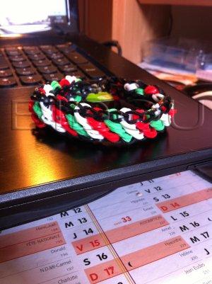 bracelet couleur italie