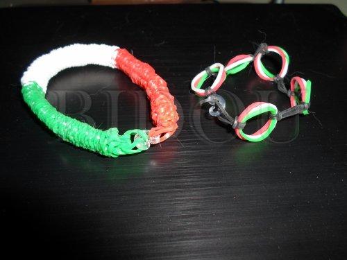 bracelets couleurs italie