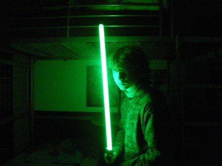 sabre laser fx yoda