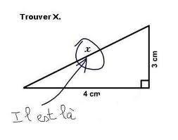 ~ quand je serais grande , je serais prof de math ~