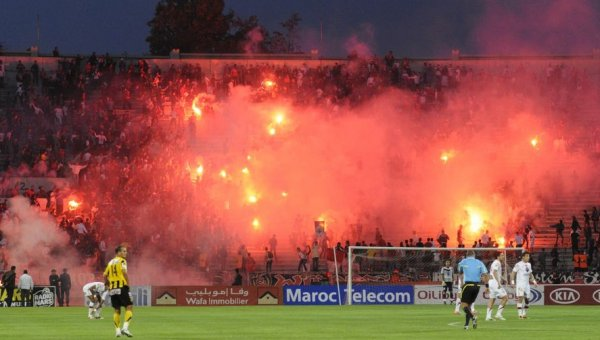 Ultras Winners on Fire Since 2005