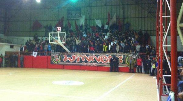 Winners Salle basket du WAC 10/11